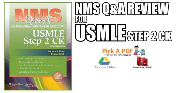 NMS Q&A Review for USMLE Step 2 CK PDF