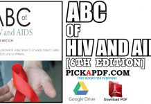 ABC of HIV and AIDS 6th Edition PDF