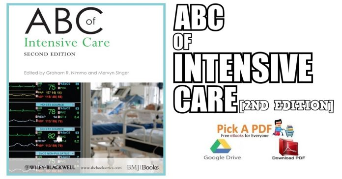 ABC of Intensive Care 2nd Edition PDF