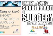 Bailey & Love's Short Practice of Surgery 27th Edition PDF