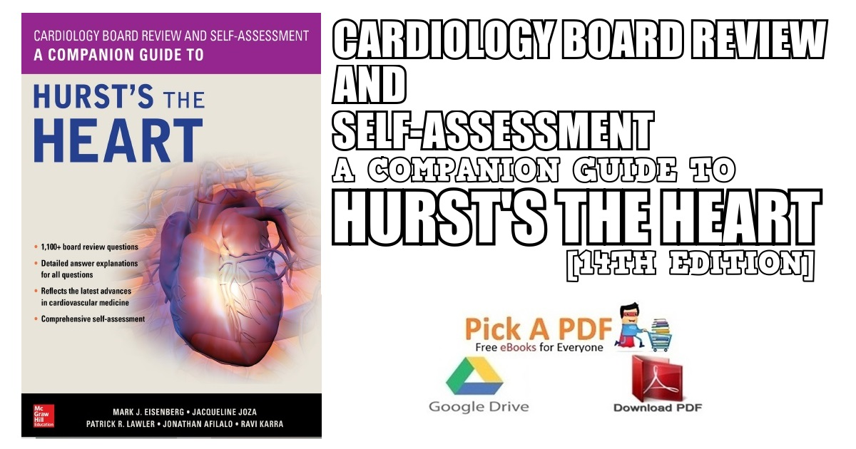 Cardiology Board Review and Self-Assessment 14th Edition PDF