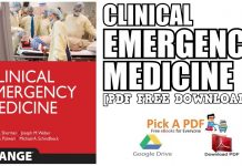 Clinical Emergency Medicine PDF