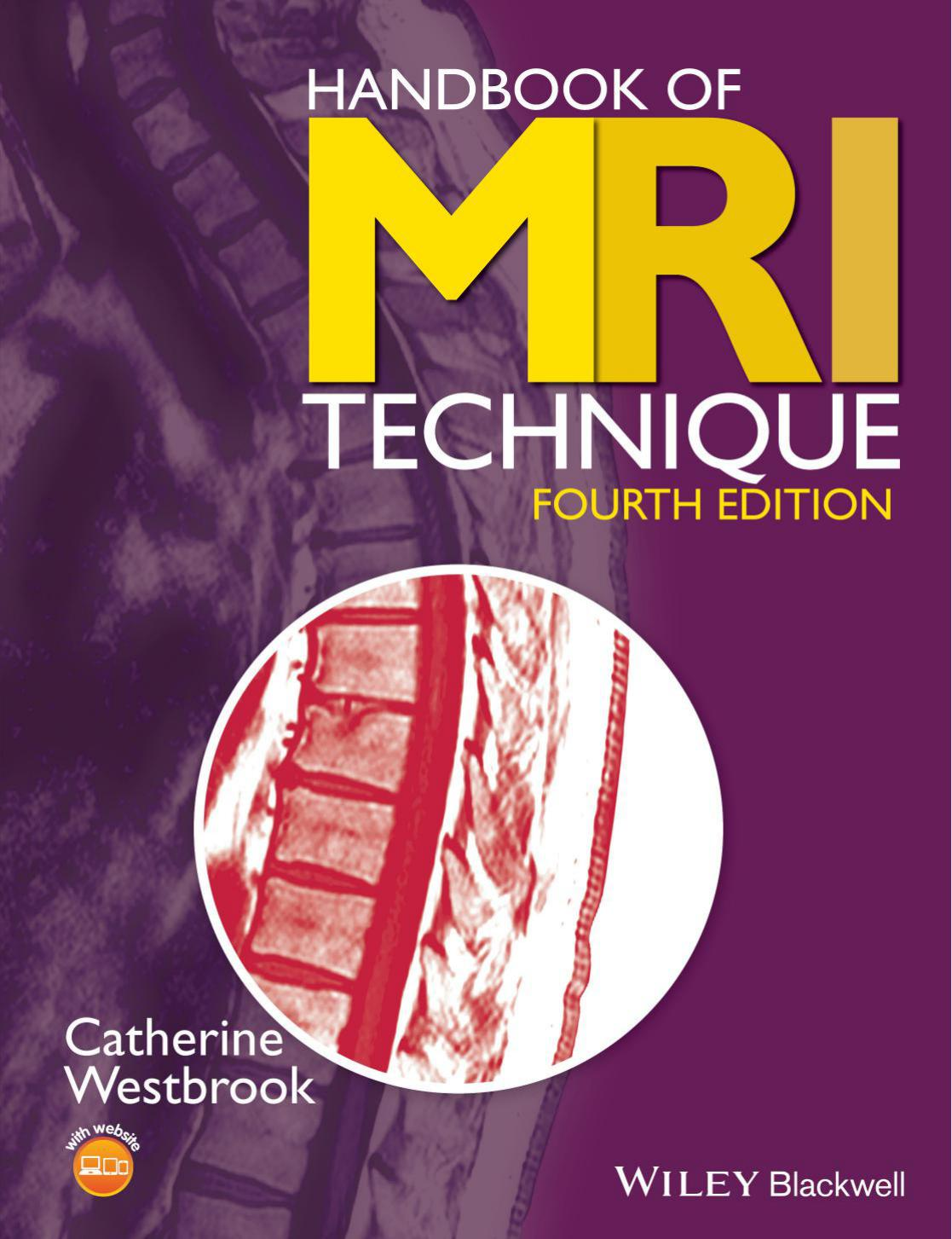 Handbook of MRI Technique 4th Edition PDF