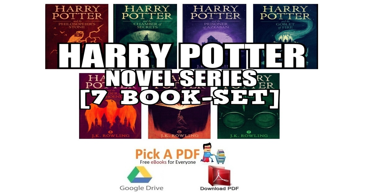 Harry Potter Novel Series 1-7 PDF