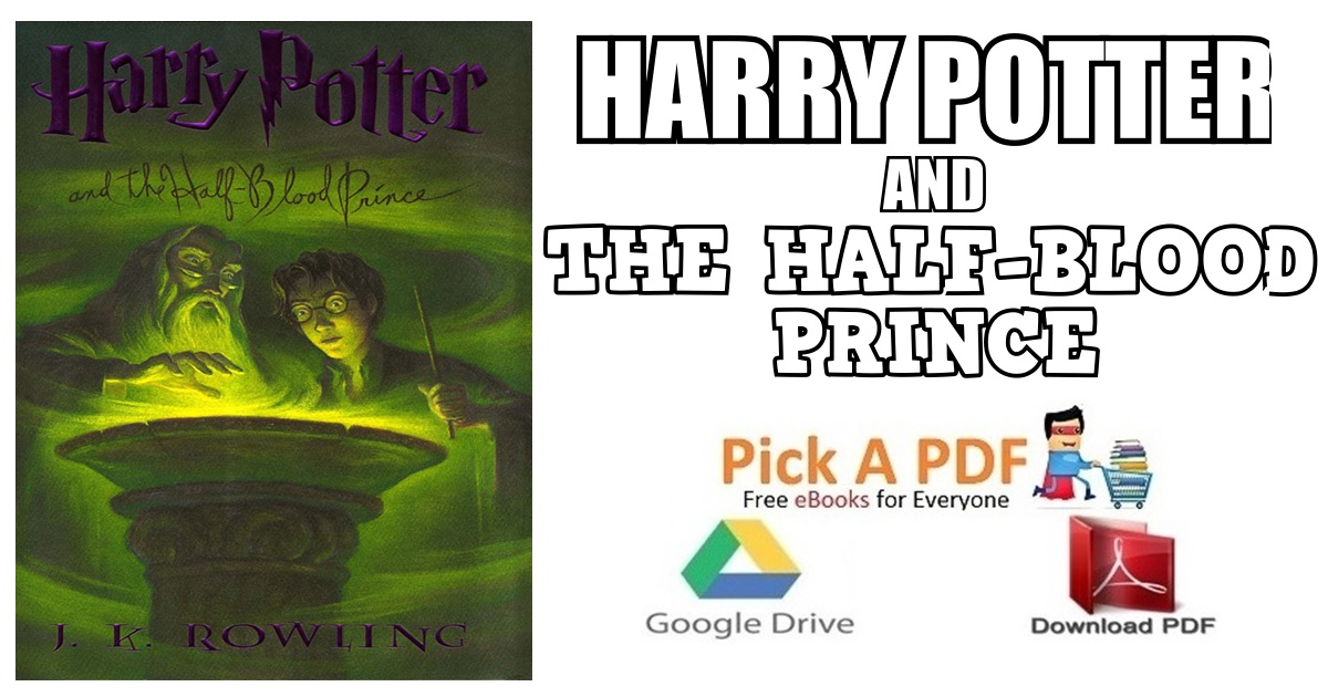 Harry Potter and the Half-Blood Prince PDF