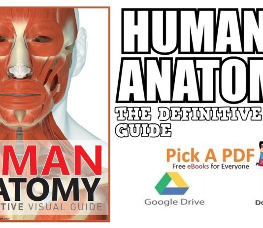 Human Anatomy The Definitive Visual Guide 1st Edition PDF Free Download Direct Link