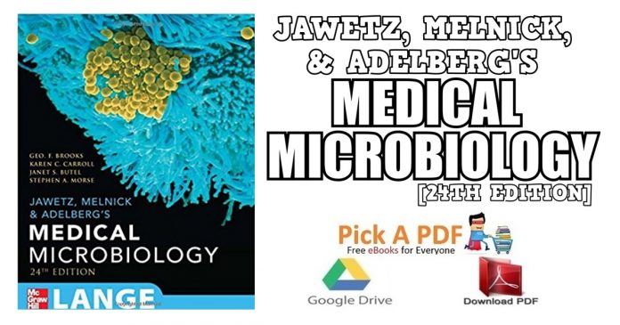 Jawetz Medical Microbiology 24th Edition PDF