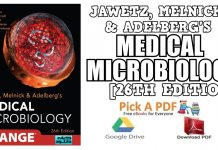 Jawetz Melnick & Adelbergs Medical Microbiology 26th Edition PDF