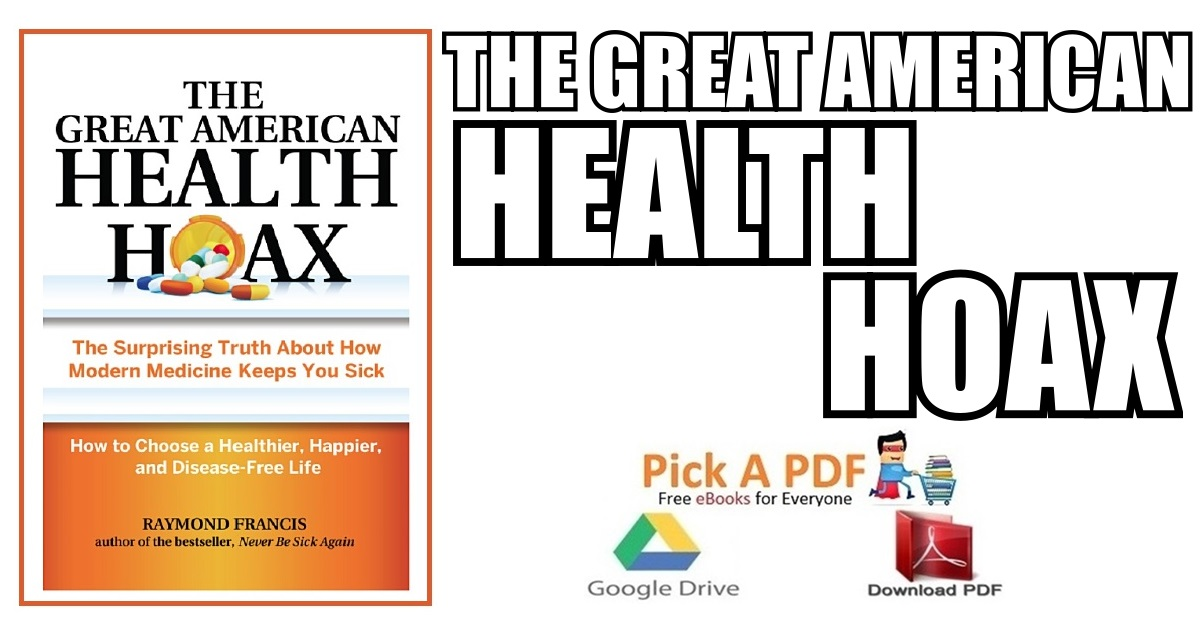 The Great American Health Hoax Pdf Free Download Direct Link