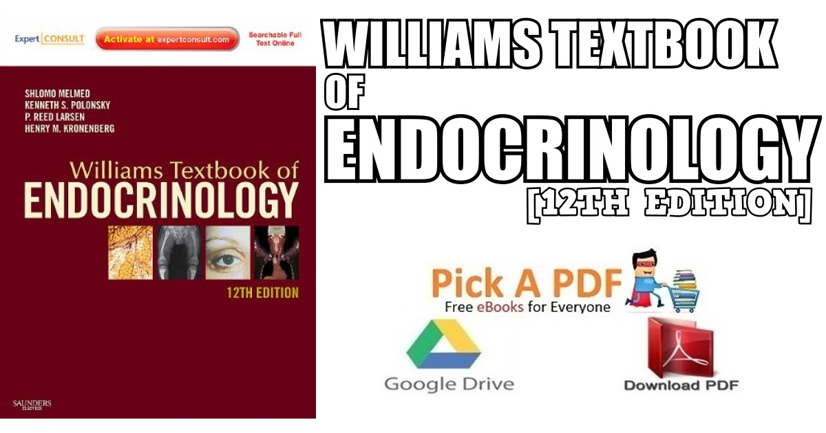 Williams textbook of endocrinology pdf free download direct link williams textbook of endocrinology pdf fandeluxe Images