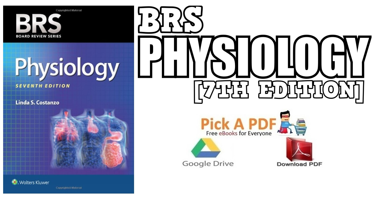 BRS Physiology 7th Edition PDF