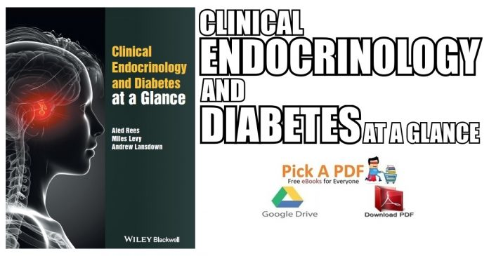 Clinical Endocrinology and Diabetes at a Glance PDF