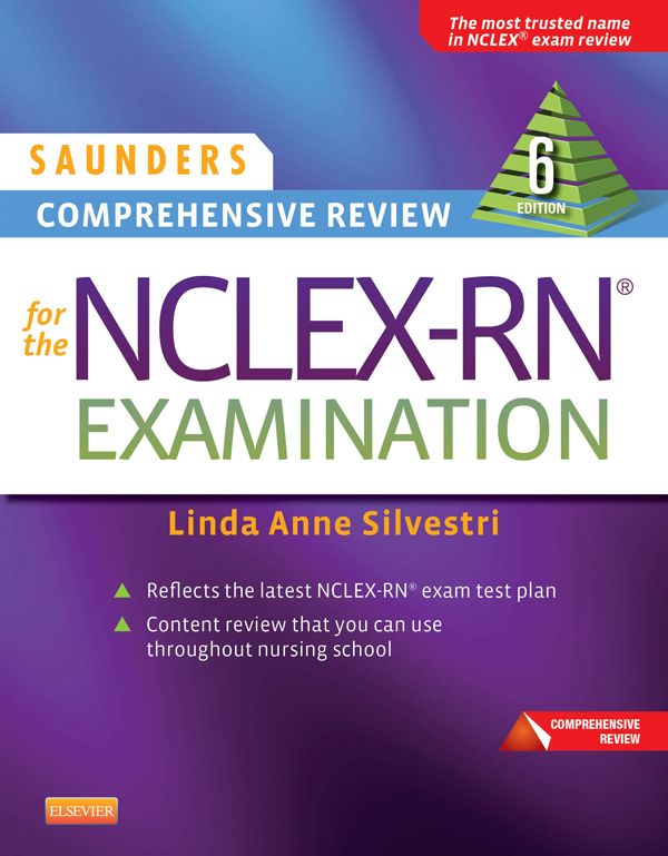 Saunders Comprehensive Review for the NCLEX-RN Examination 6th Edition PDF