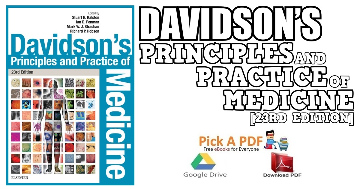 Davidson's Principles and Practice of Medicine 23rd Edition PDF