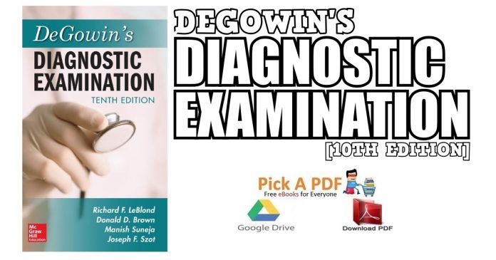 DeGowin's Diagnostic Examination 10th Edition PDF