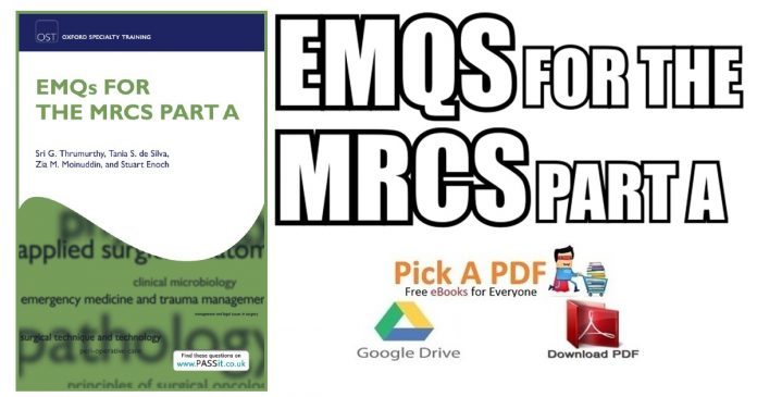 EMQs for the MRCS Part A PDF