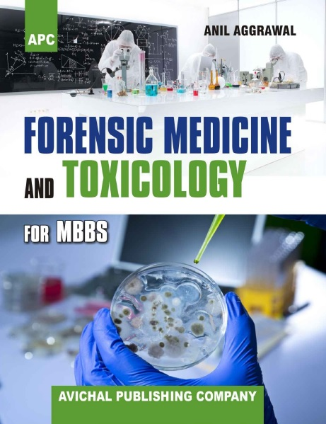 Forensic Medicine and Toxicology for MBBS PDF