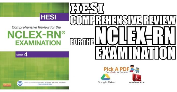 HESI Comprehensive Review for the NCLEX-RN Examination PDF