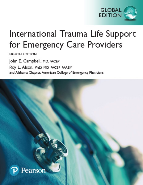 International Trauma Life Support for Emergency Care Providers PDF