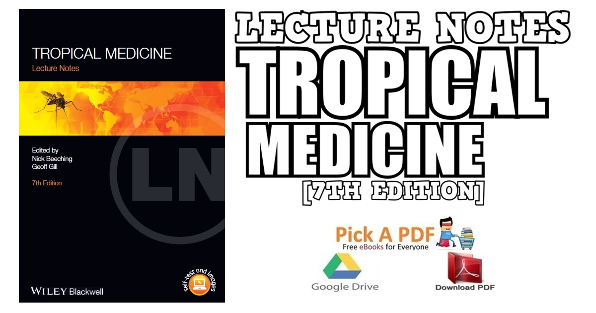 Lecture Notes Tropical Medicine 7th Edition PDF