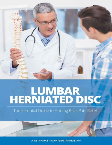 Lumbar Herniated Disc: The Essential Guide to Finding Back Pain Relief PDF