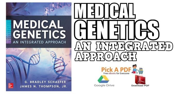 Medical Genetics: An Integrated Approach PDF