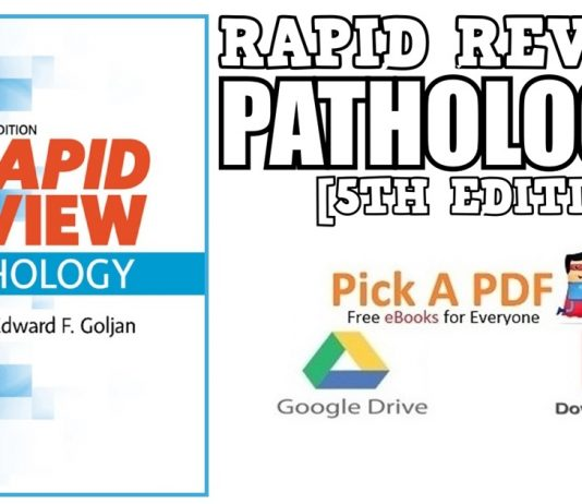 Rapid Review Pathology 5th Edition PDF