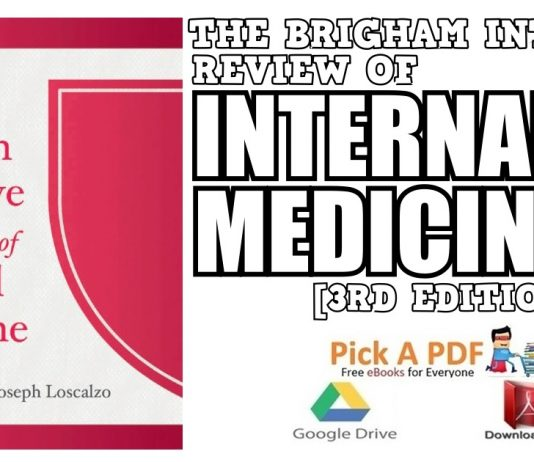 The Brigham Intensive Review of Internal Medicine PDF