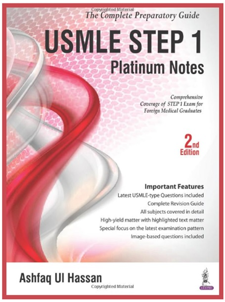 USMLE Platinum Notes Step 1 PDF