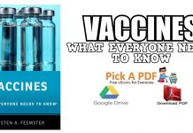 Vaccines: What Everyone Needs to Know PDF