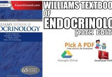 Williams Textbook of Endocrinology 13th Edition PDF