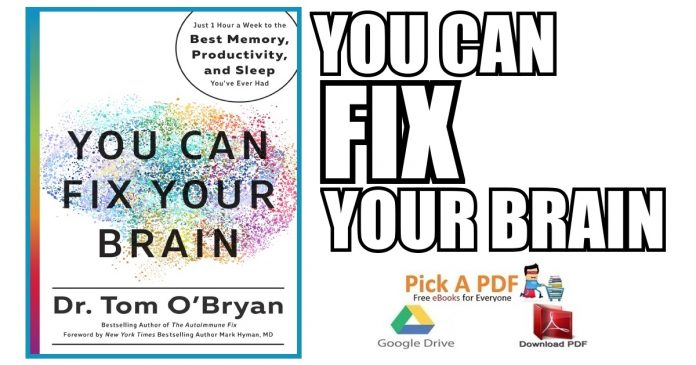 You Can Fix Your Brain PDF