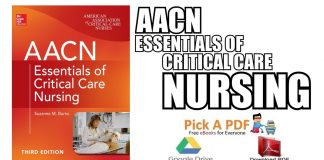 AACN Essentials of Critical Care Nursing 3rd Edition PDF