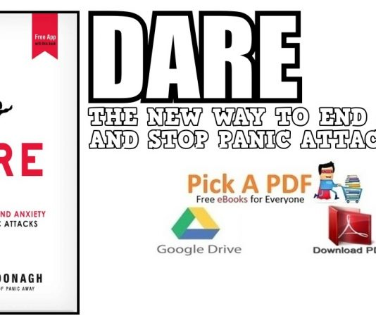 Dare: The New Way to End Anxiety PDF