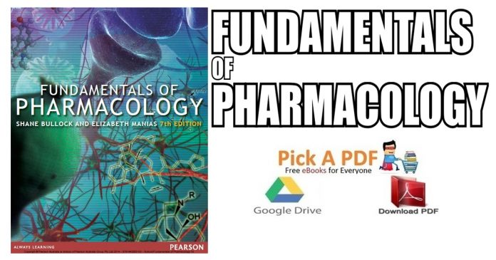 Fundamentals of Pharmacology PDF