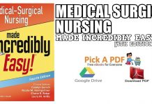 Medical Surgical Nursing Made Incredibly Easy 4th Edition PDF