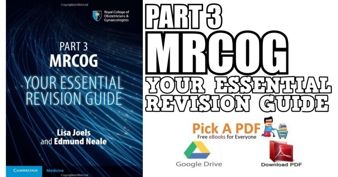 Part 3 MRCOG: Your Essential Revision Guide PDF