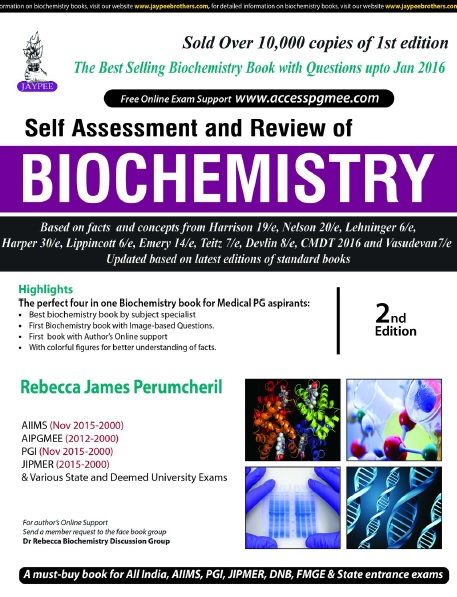 Self Assessment and Review of Biochemistry 2nd Edition PDF