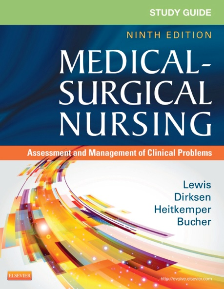 Study Guide for Medical-Surgical Nursing 9th Edition PDF