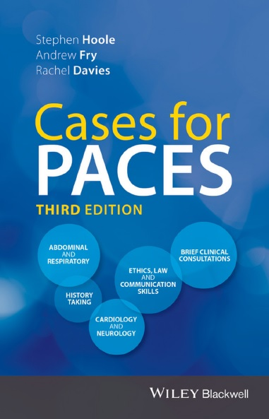 Cases for PACES 3rd Edition PDF