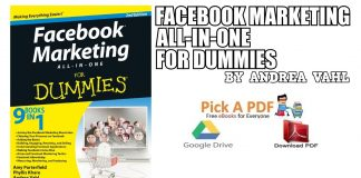 Facebook Marketing All-in-One For Dummies PDF