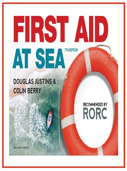 First Aid at Sea PDF