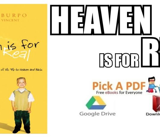 Heaven is for Real Book PDF