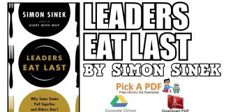 Leaders Eat Last PDF