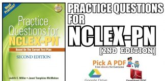 Practice Questions for NCLEX-PN 2nd Edition PDF
