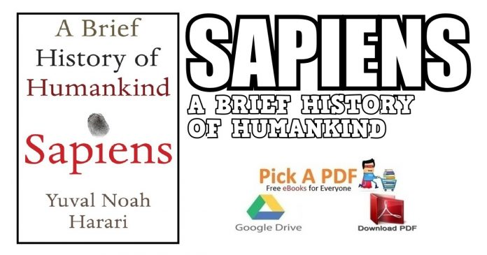 Sapiens: A Brief History of Humankind PDF