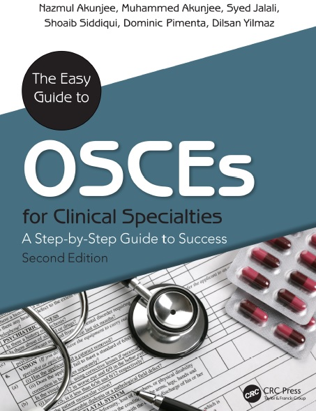 The Easy Guide to OSCEs for Specialties PDF