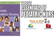 Wong's Essentials of Pediatric Nursing 9th Edition PDF