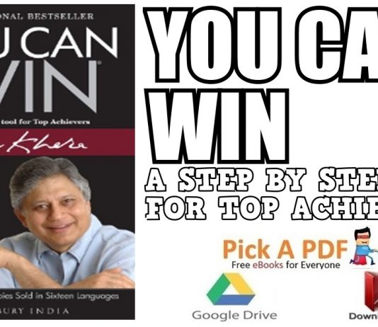 You Can Win A step by step tool for top achievers PDF
