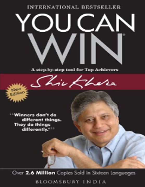 You Can Win: A step by step tool for top achievers PDF
